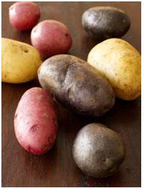 Картофель - история, рецепт